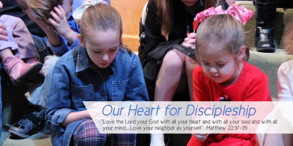 discipleship 2015