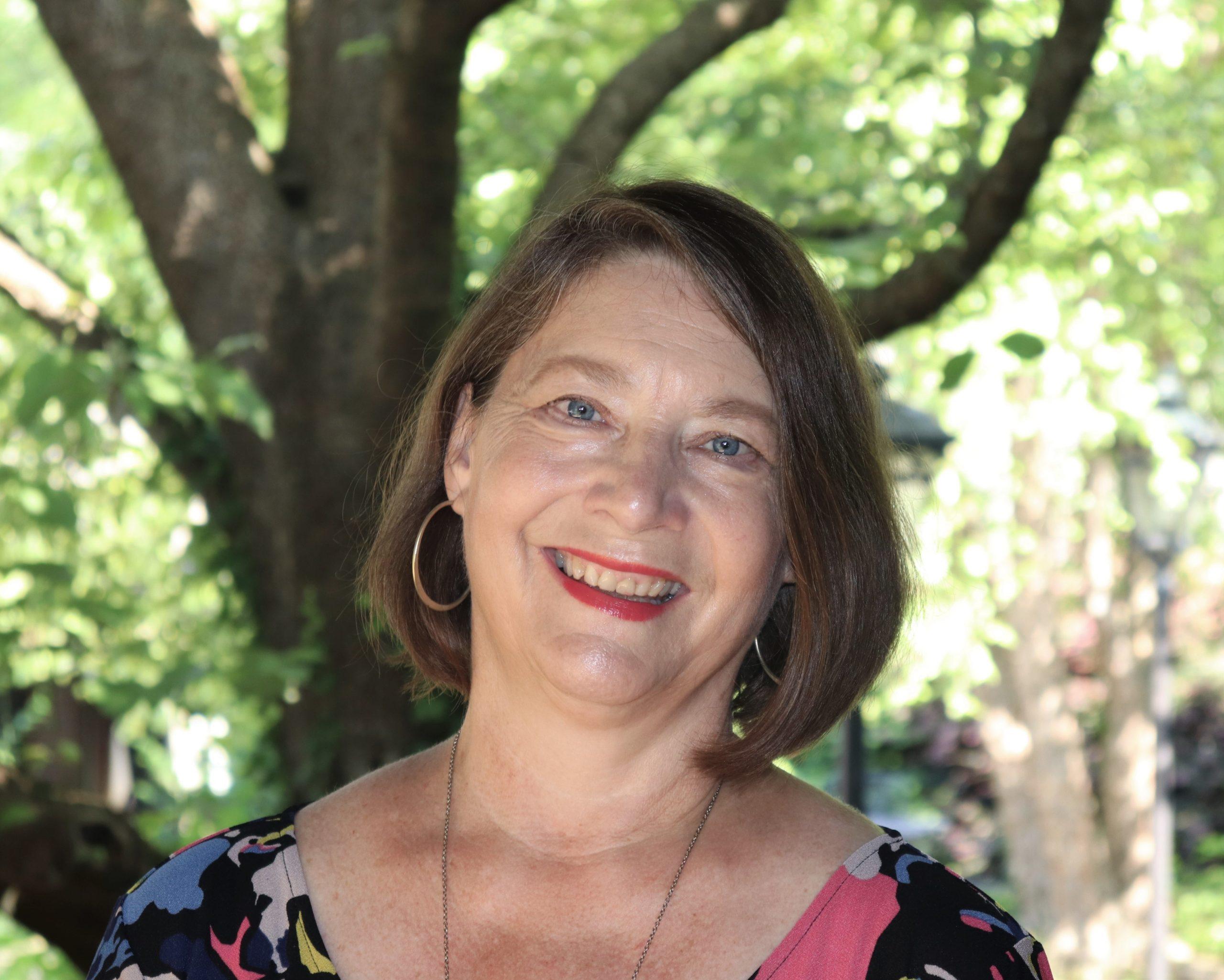 Susan Elrod Headshot